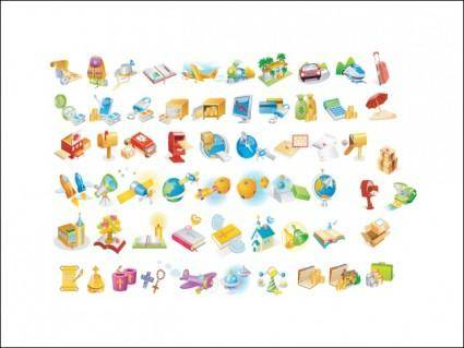 free vector Great Misc Icons