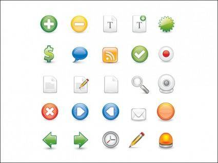 free vector Variety Icons