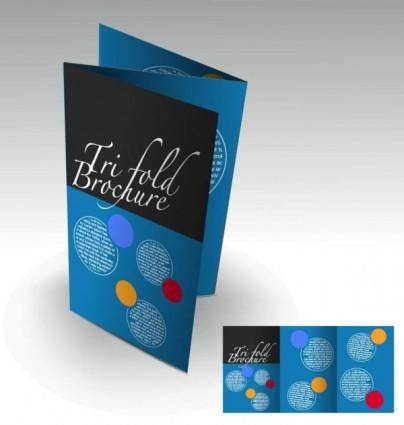Beautiful brochures and leaflets 03 vector