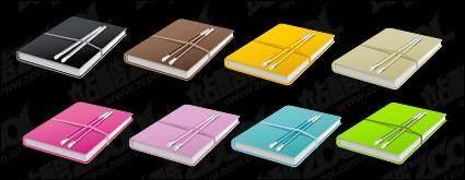 Color book icon