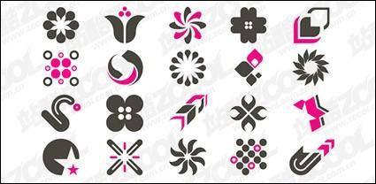 Simple trend vector logo design material 20377