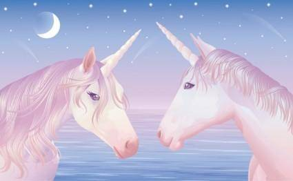 free vector Unicorn clip art