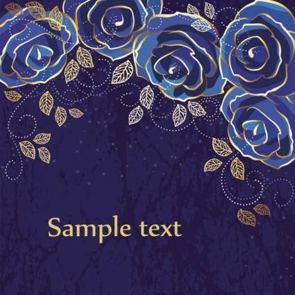 free vector Flower background 03 vector