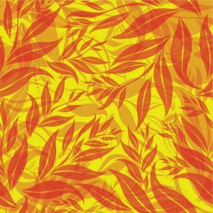 Flowers shading patterns 02 vector