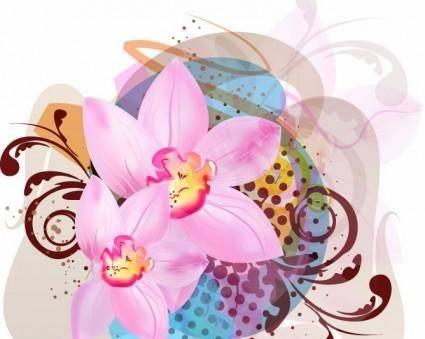 free vector Flower Vector Illustration