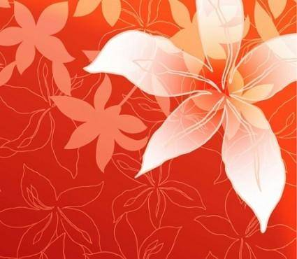 free vector Lily Flowers Vector Graphic