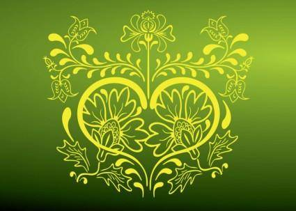 free vector Stylized Flower Vector