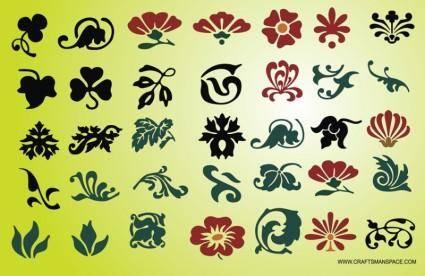free vector Plant & Flower Graphics