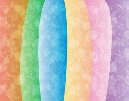 Colored Ornament Vector Design