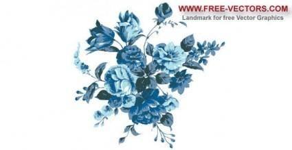 Flower free vector
