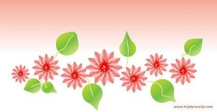 free vector Flower vectors