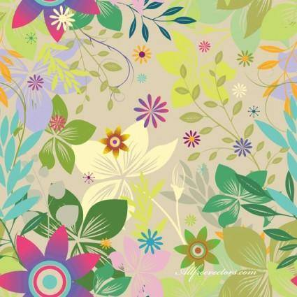 Free colorfull seamless background vector