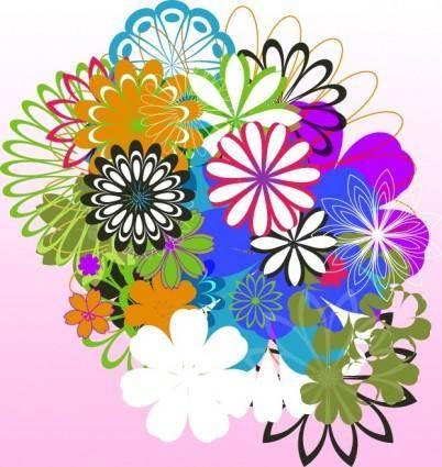 Vector_flower set2