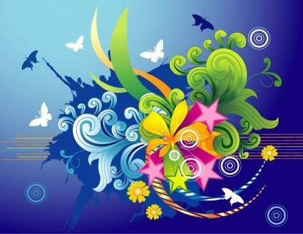 free vector Awesome vector graphic