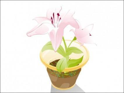 free vector Flower Dream