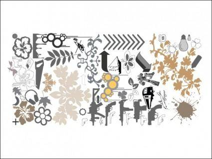 free vector SS Collection