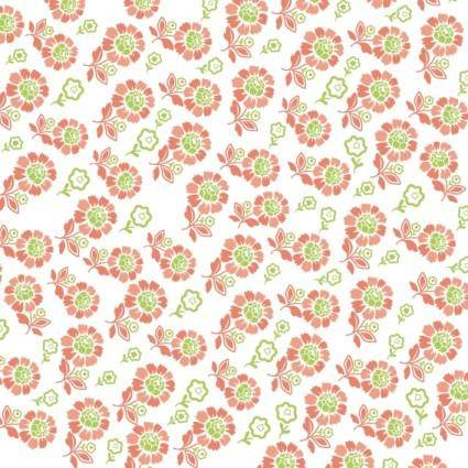 free vector Flower patterns
