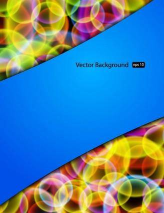 free vector Beautiful abstract background 01 vector