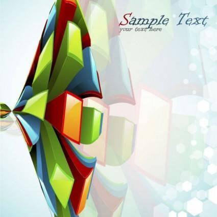 Dynamic set of abstract elements 02 vector