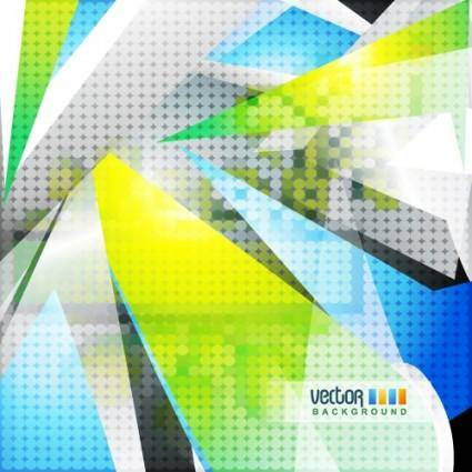 free vector Abstract dynamic elements 05 vector