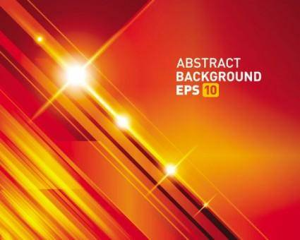 free vector Halo threedimensional abstract background 03 vector
