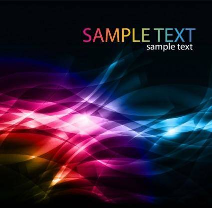 free vector Abstract Colorful Background Vector Artwork