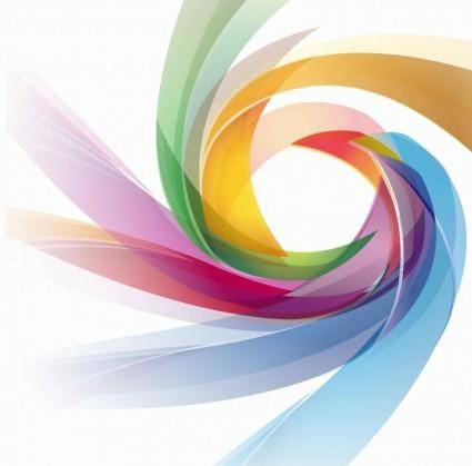 free vector Colorful Abstract Design Vector Graphic