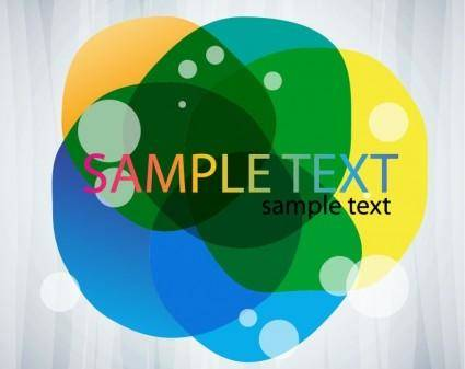 free vector Abstract Design Vector Graphic