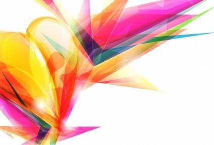 free vector Abstract Design Vector Art Background