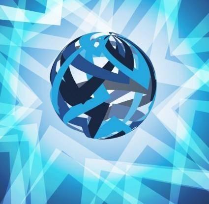 free vector Vector Abstract Earth