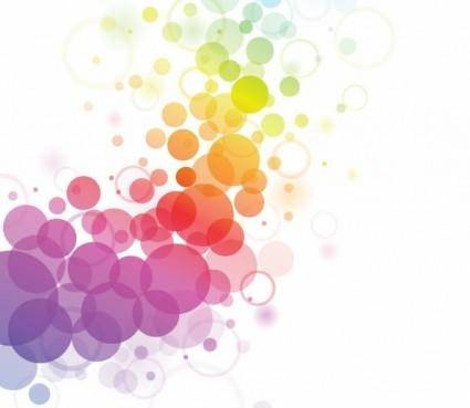 free vector Abstract Colorful Background Vector Graphic