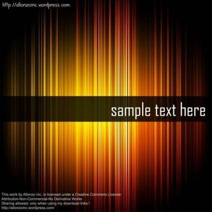 free vector Abstract Hi Tech Background 4
