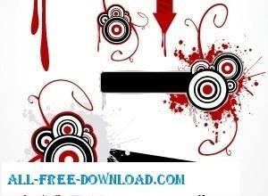 free vector Abstract Vectors