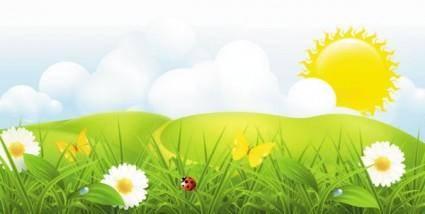 free vector Spring 06 vector