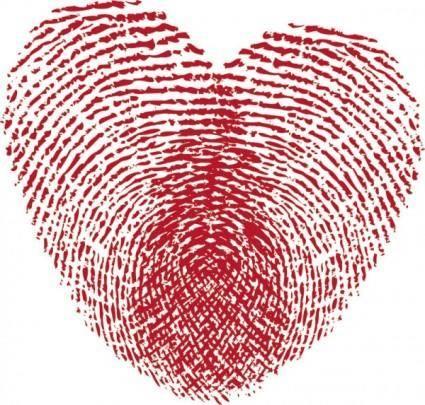 Romantic heartshaped pattern 01 vector