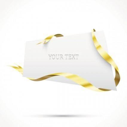 Beautiful invitations 03 vector