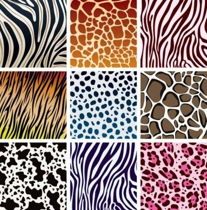 free vector Texture pattern 02 vector