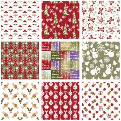 free vector Pattern cloth 02 vector