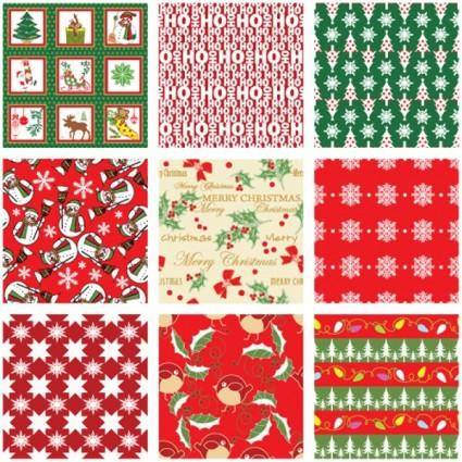 Pattern cloth 01 vector