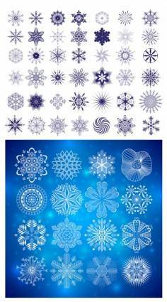 free vector Beautiful graphic pattern vector