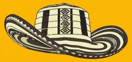 Hat pattern vector