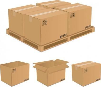 Carton vector 2330
