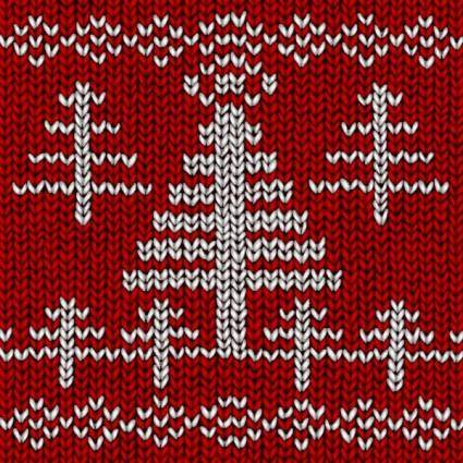Fine wool pattern 02 vector