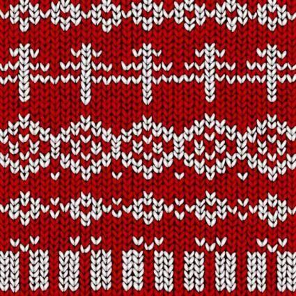 Fine wool pattern 05 vector