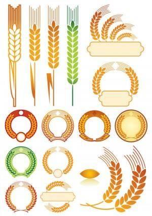 free vector Wheat 01 vector