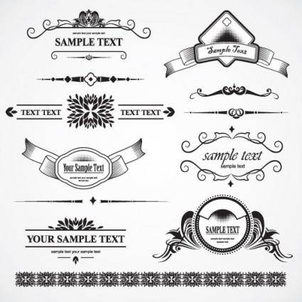 Practical fashion pattern vector 5