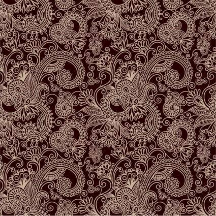 Twoparty continuous pattern 03 vector