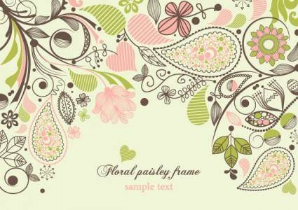 5 fashion pattern vector