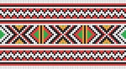 free vector Pixel pattern vector 4