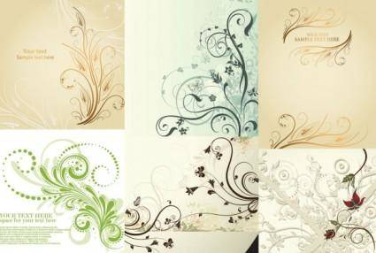 Soft pattern vector